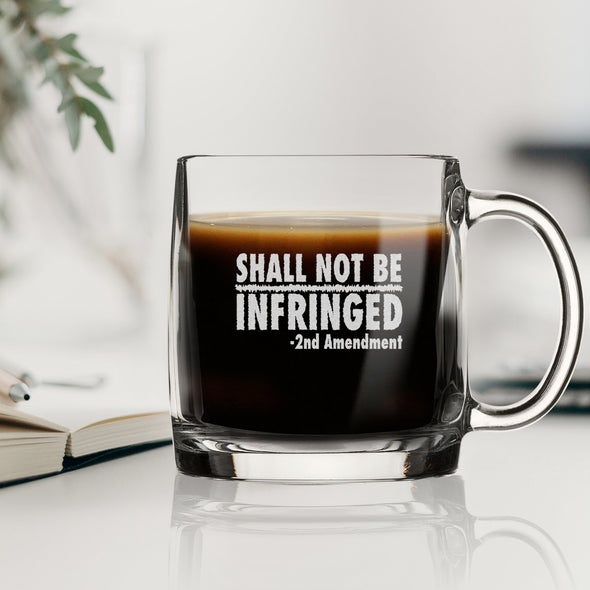 Shall Not Be Infringed - Nordic Mug