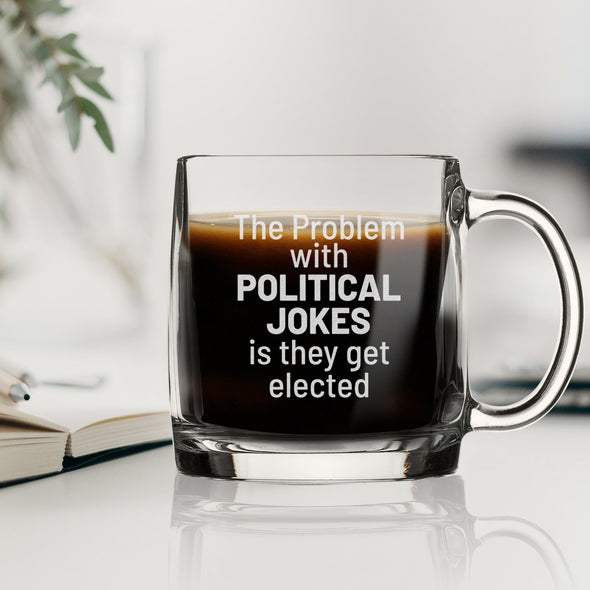 Nordic Mug - The Problem with Political Votes is they Get Elected