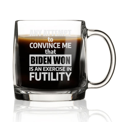 Nordic Mug - An Attempt to Convince Me that Biden Won Is An Exercise in Futility