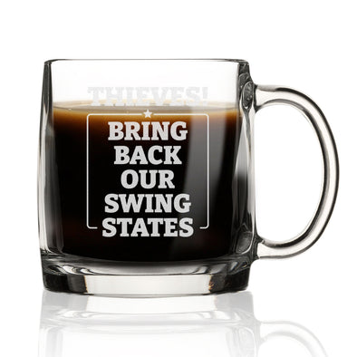 Nordic Mug - Thieves Bring Back Our Swing States