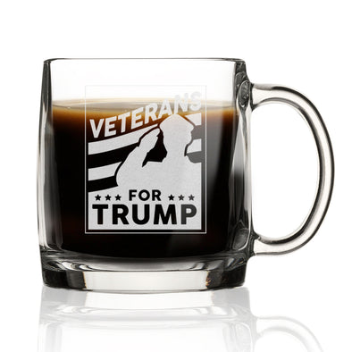 Veterans For Trump - Nordic Mug
