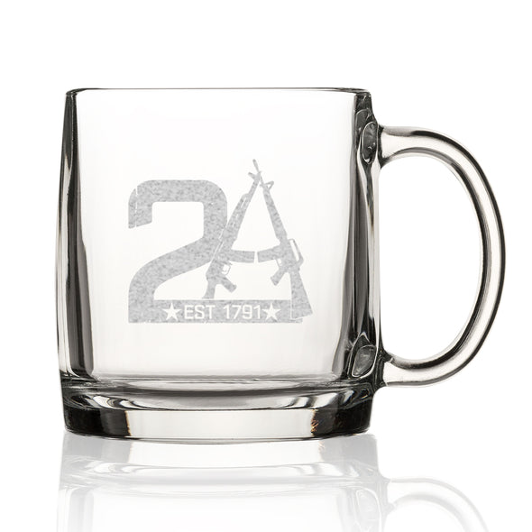 2nd Amendment - Nordic Mug
