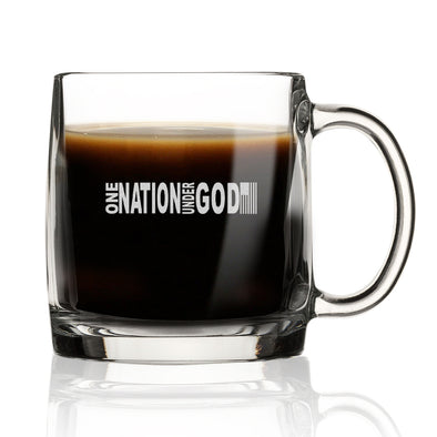 One Nation Under God - Nordic Mug