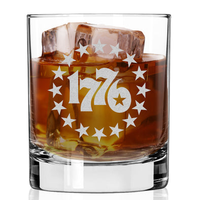 Whiskey Glass - 1776
