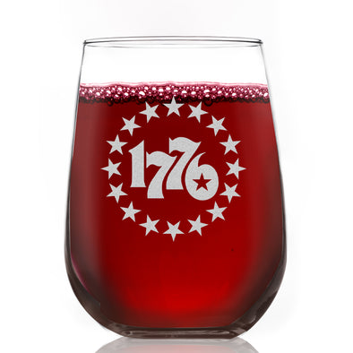 Wine Glass - 1776