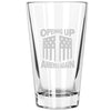 Pint Glass - Opening Up America Again
