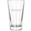 Pint Glass - #ObamaGate