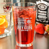 Pint Glass - You Can Have My Coronavirus But You Can't Have My Gun