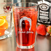 Pint Glass - Crooked Hillary