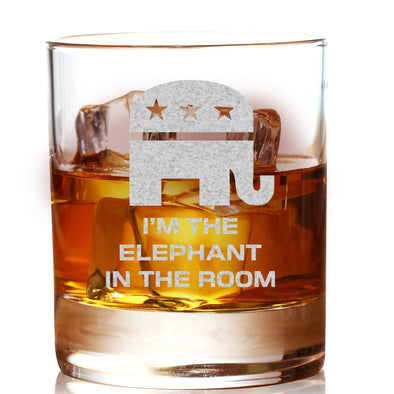Whiskey Glass - Elephant in the Room – Stack