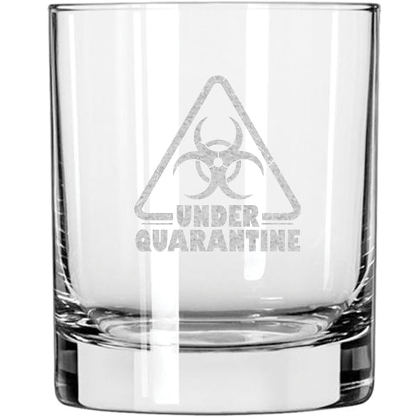 Whiskey Glass - Under Quarantine