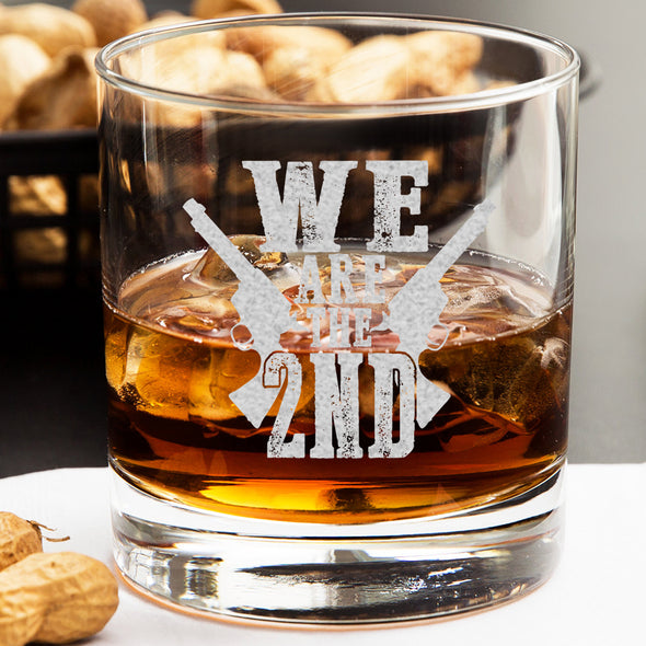 Whiskey Glass - We Are The 2nd