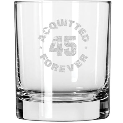 Whiskey Glass - Acquitted Forever 45