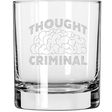 Whiskey Glass - Thought Criminal