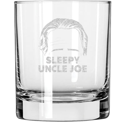 Whiskey Glass - Sleepy Uncle Joe