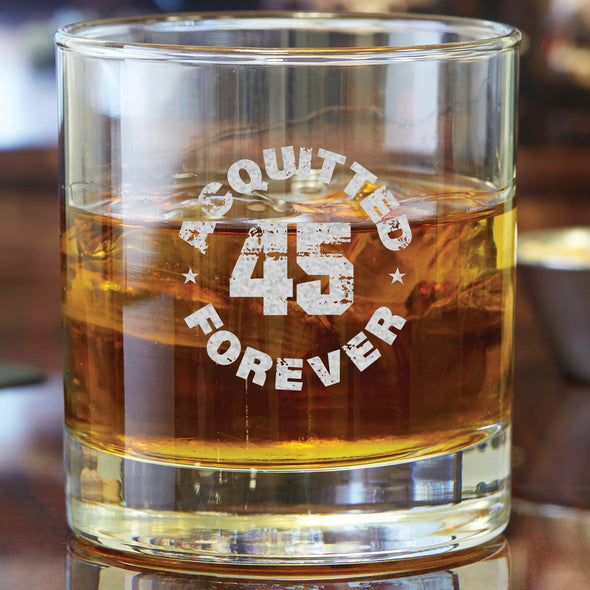 Whiskey Glass - Acquitted Forever 45 Set Part