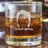 Whiskey Glass - Crooked Hillary