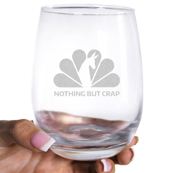 Wine Glass - NBC - Nothing But Crap