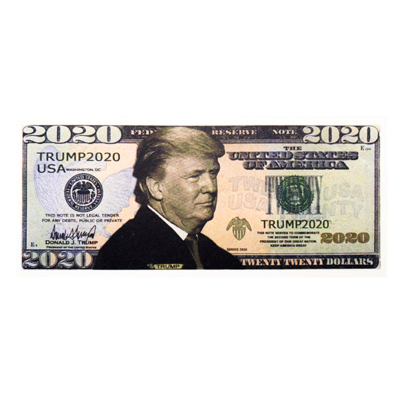 Trump 2020 Bill Pack of 10