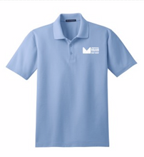 Load image into Gallery viewer, Men's Polo in Navy or Light Blue