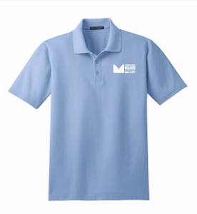 Men's Polo in Navy or Light Blue