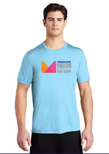 Load image into Gallery viewer, UV Protection Short Sleeve Tee in Light Blue or Navy