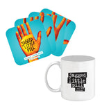 JAGGED LITTLE PILL Mug and Coaster Set