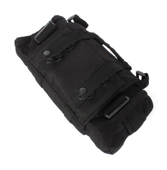 Black secondary bag