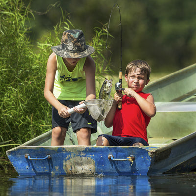 Free Fishing Day in Alabama is June 13