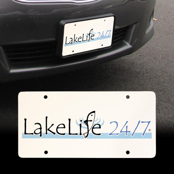 LakeLife 24/7® Car Tag