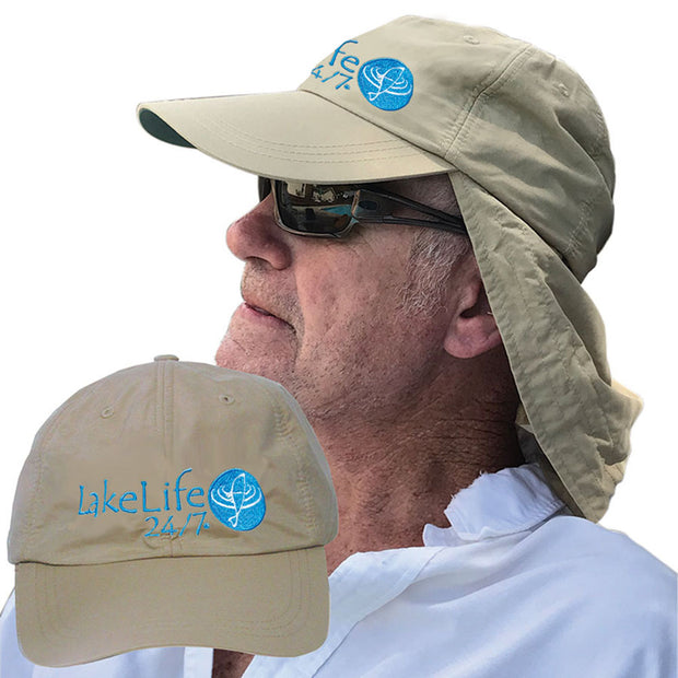 LakeLife 24/7®  Fishing Cap