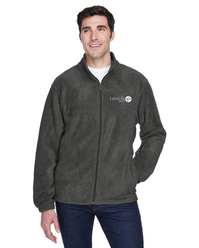 LakeLife 24/7® Fleece Jacket -  Full Zip