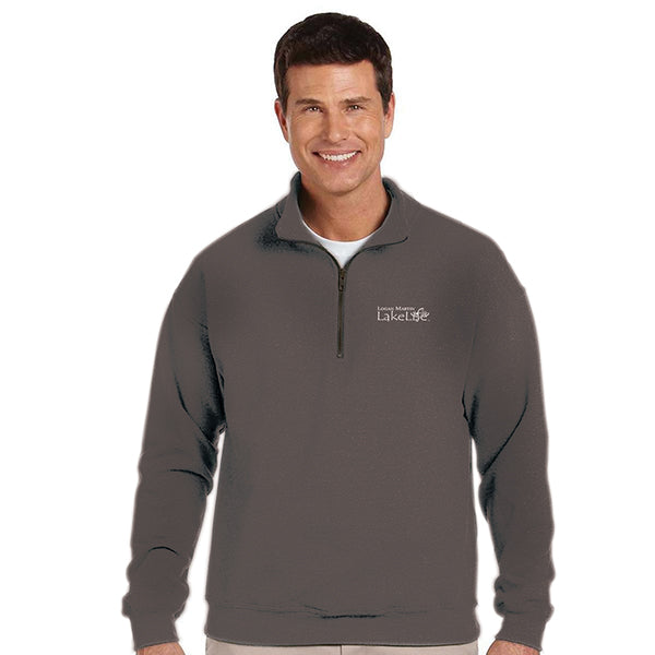 Logan Martin LakeLife™ Pullover - Quarter Zip