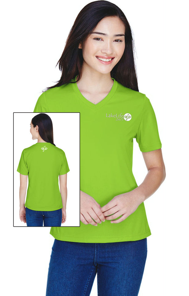 LakeLife 24/7® Performance Shirt - Ladies Short Sleeve