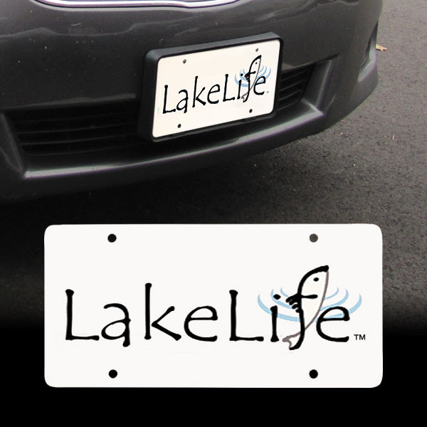 LakeLife™ Car Tag