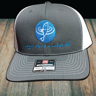 Logan Martin LakeLife™ Trucker Hat - Casual
