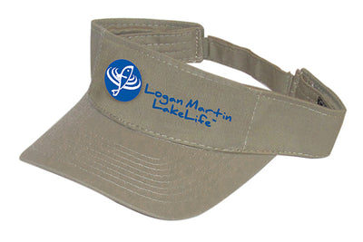 Logan Martin LakeLife™ Visor - Casual design