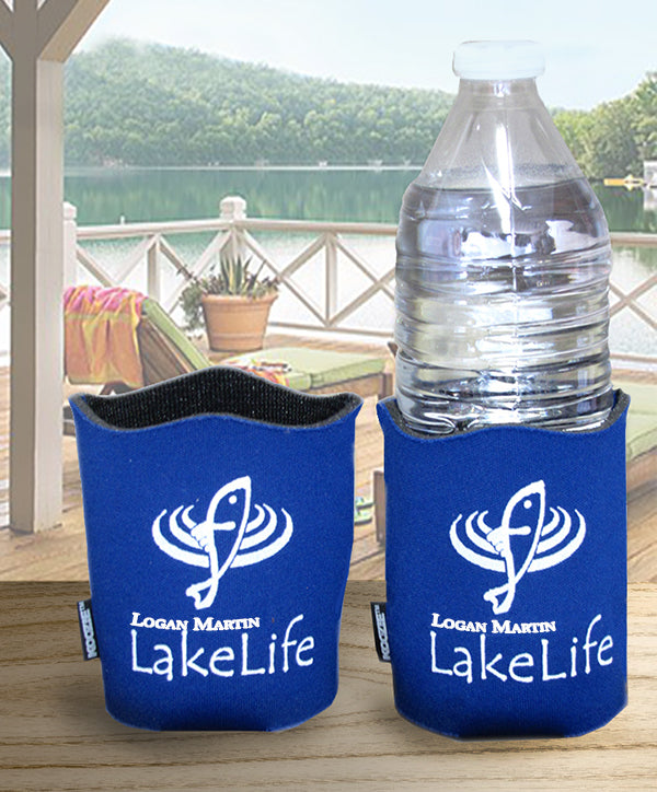 Logan Martin LakeLife™ Wave Koozies