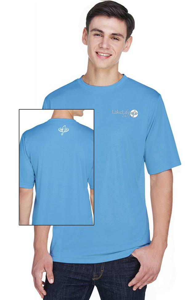LakeLife 24/7® Performance Shirts - Men's Short Sleeve