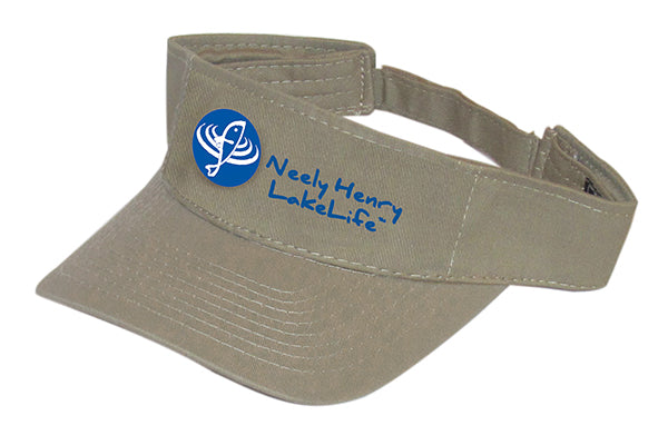 Neely Henry LakeLife™ Visor - Casual design