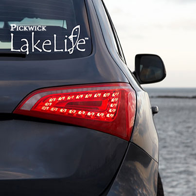 Pickwick LakeLife™ Stickers / Decals