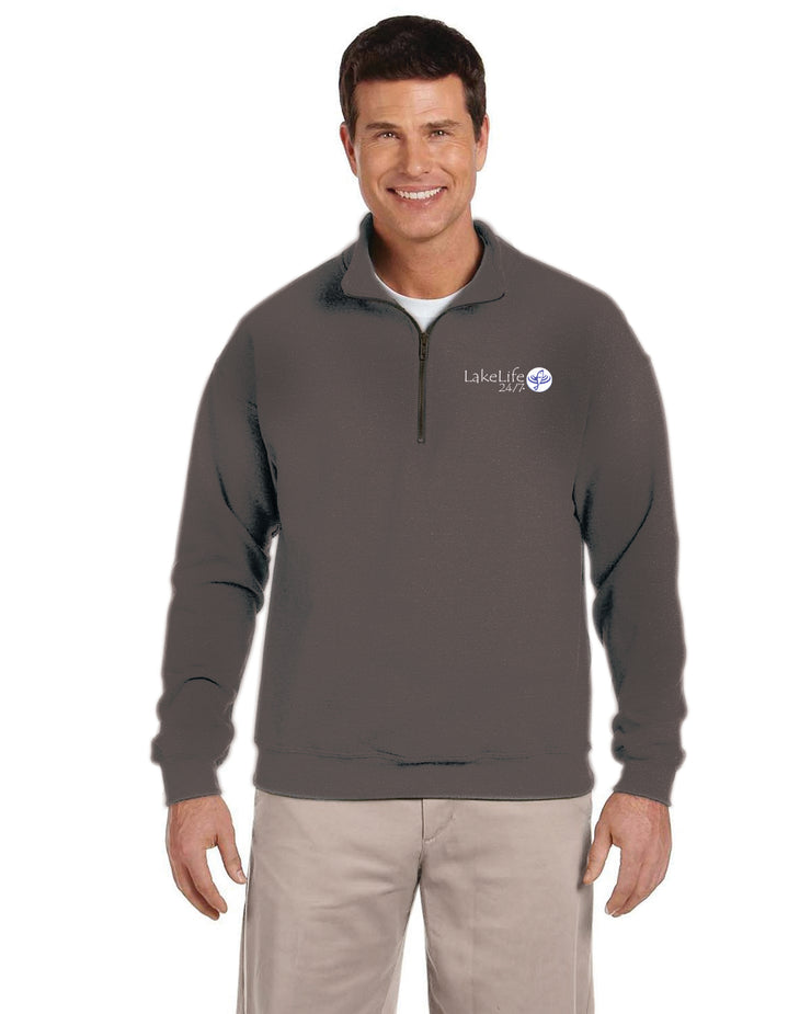 LakeLife 24/7® Pullover - Quarter Zip