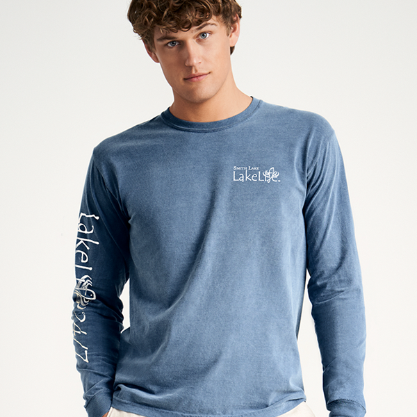 Smith LakeLife Long Sleeve T-shirt