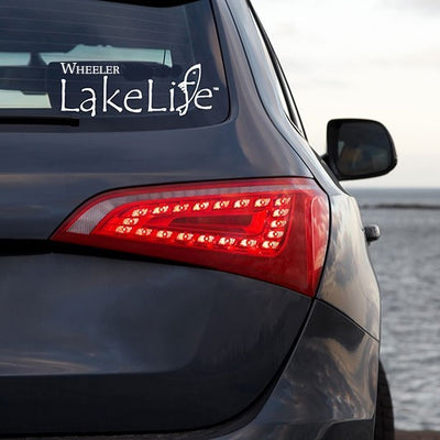 Wheeler LakeLife™  Stickers / Decals