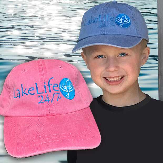 LakeLife 24/7® Sport Cap for Kids