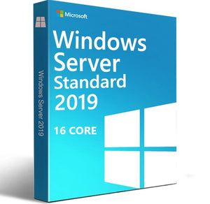 Microsoft Windows Server 2019 Standard 16 Core - yourofficehub