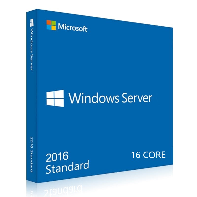 Windows Server 2016 Standard 16 Core - yourofficehub