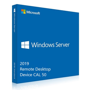 Windows Server 2019 RDS 50 Device CALs - yourofficehub