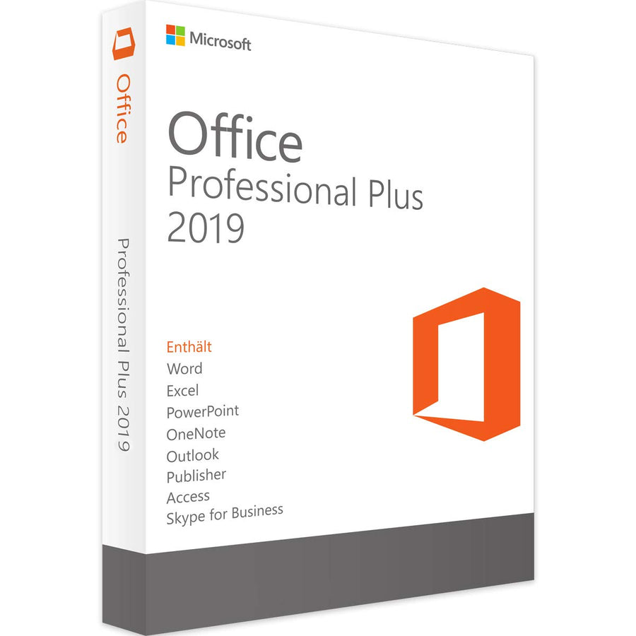 Microsoft Office Professional Plus 2019 - Lifetime License - yourofficehub