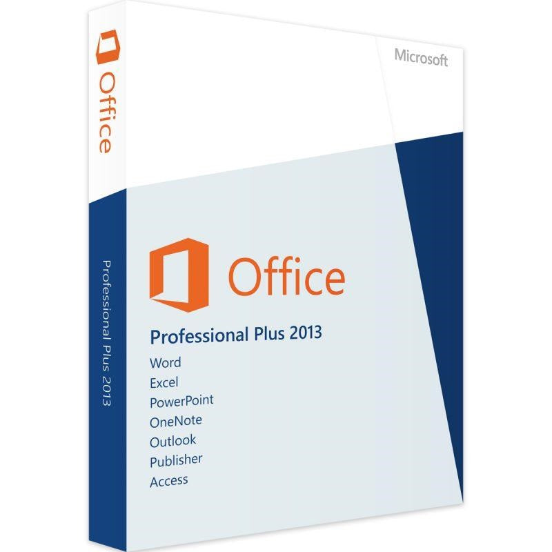 Microsoft Office 2013 Professional Plus - Lifetime License - yourofficehub
